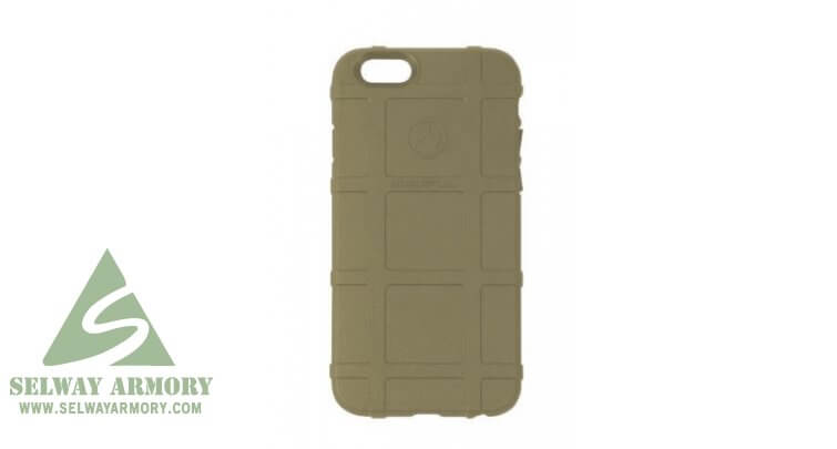 MAGPUL Apple iPhone 6 Field Case Rubber- FDE MAG484-FDE