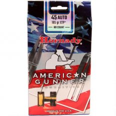 Hornady American Gunner .45 ACP 185 Gr. XTP Jacketed Hollow Point 90907