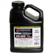 Hodgdon US 869 Smokeless Powder- 8 Lbs. (HAZMAT Fee Required)