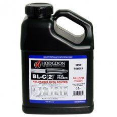 Hodgdon BL-C (2) Smokeless Powder- 8 Lbs. (HAZMAT Fee Required)