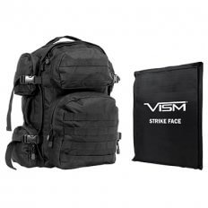 VISM Tactical Backpack with Ballistic Soft Panel BSCBB2911-A