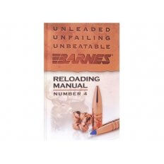 "Barnes ""Reloading Manual: Number 4"""