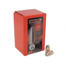 Hornady Bullets .45 Caliber (.458 Diameter) 350 Gr. InterLock Flat Nose 4503