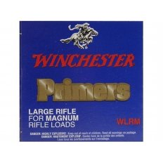 Winchester Large Magnum Rifle Primers #8-1/2M- Box of 1000 (HAZMAT Fee Required)