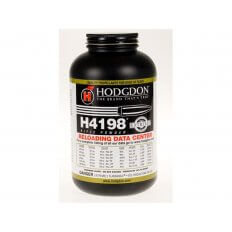 Hodgdon H4198 Smokeless Powder- 1 Lb. (HAZMAT Fee Required)