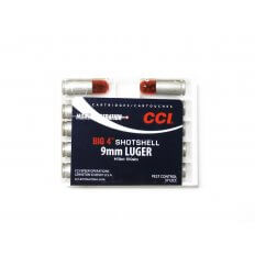 CCI Big 4 Shotshell 9mm Luger 50 Gr. #4 Shot 3712CC