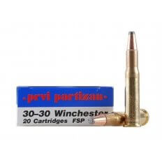 Prvi Partizan .30-30 Winchester 170 Gr. Soft Point- Box of 20