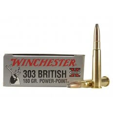 Winchester Super-X .303 British 180 Gr. Power-Point- Box of 20