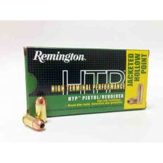 Remington High Terminal Performance .380 ACP 88 Gr. Jacketed Hollow Point- Box of 50
