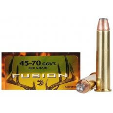 Federal Fusion .45-70 Government 300 Gr. Spitzer- Box of 20
