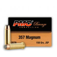 PMC Bronze .357 Magnum 158 Gr. Jacketed Soft Point - Box of 50