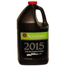 Accurate 2015 Smokeless Powder- 8 Lbs. (HAZMAT Fee Required)