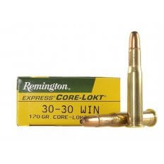 Remington Express .30-30 Winchester 170 Gr. Core-Lokt Hollow Point- Box of 20