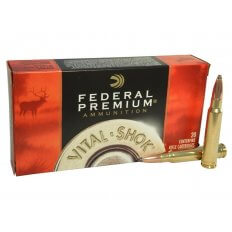 Federal Premium Vital-Shok .338 Winchester Magnum 210 Gr. Nosler Partition- Box of 20