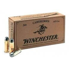 Winchester Cowboy Action .44-40 225 Gr. Lead Flat Nose- Box of 50