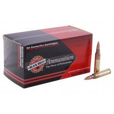 Black Hills 5.56x45mm NATO 69 Gr. Sierra MatchKing Hollow Point D556N12