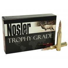 Nosler Trophy Grade .270 Winchester 150 Gr. AccuBond Long Range- Box of 20