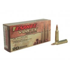 Barnes VOR-TX .22-250 Remington 50 Gr. TSX Bullet Hollow Point Lead-Free- Box of 20