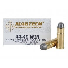 Magtech Cowboy Action .44-40 WCF 200 Gr. Lead Flat Nose- Box of 50