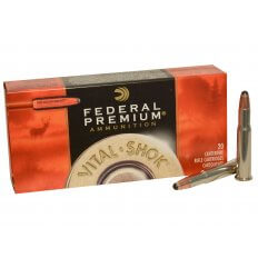 Federal Premium Vital-Shok .30-30 Winchester 150 Gr. Trophy Copper- Lead-Free P3030TC1