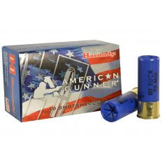 "Hornady American Gunner 12 Gauge 2-3/4"" Reduced Recoil 00 Buckshot 86274"