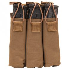 SIG SAUER MPX Accessory Essentials Kit- 3- 9mm 10-Round Magazines with Magazine Pouch KIT-MPX9-ESSENTIAL-TAN-10