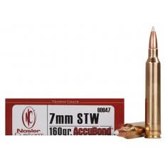 Nosler Trophy Grade 7mm STW 160 Gr. AccuBond- Box of 20