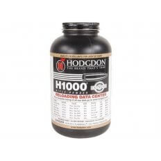 Hodgdon H1000 Smokeless Powder- 1 Lb. (HAZMAT Fee Required)