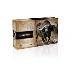 Norma African PH .375 H&H Magnum 350 Gr. Woodleigh Weldcore Soft Nose- Box of 10