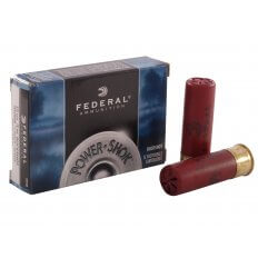 "Federal Power-Shok 12 Gauge 3"" Buffered 00 Buckshot 15 Pellets F131 00"