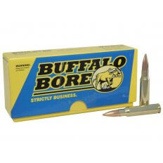 Buffalo Bore Sniper .308 Winchester 175 Gr. Sierra Hollow Point Boat Tail- Box of 20