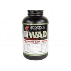 Hodgdon Titewad Smokeless Powder- 14 Oz. (HAZMAT Fee Required)