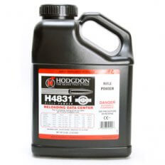 Hodgdon H4831 Smokeless Powder- 8 Lbs. (HAZMAT Fee Required)