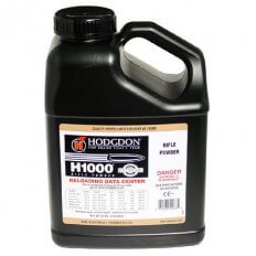 Hodgdon H1000 Smokeless Powder- 8 Lbs.