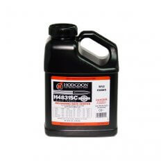 Hodgdon H4831SC Smokeless Powder- 8 Lbs. (HAZMAT Fee Required)