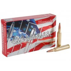 Hornady American Whitetail 7mm Remington Magnum 139 Gr. InterLock- Box of 20