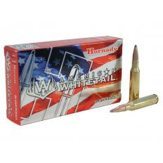 Hornady American Whitetail 7mm-08 139 Gr. InterLock- Box of 20