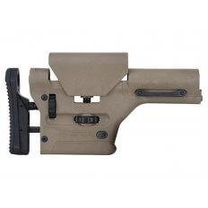MagPul Stock PRS Precision Rifle Adjustable AR-10, DPMS LR-308 Synthetic- FDE