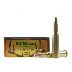 Federal Fusion .30-30 Winchester 150 Gr. Flat Nose- Box of 20
