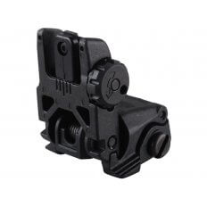 MAGPUL MBUS Gen 2 Flip-Up Rear Sight AR-15 Polymer- BLACK