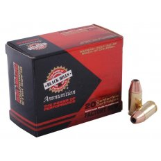 Black Hills .380 ACP 90 Gr. Jacketed Hollow Point- Box of 20