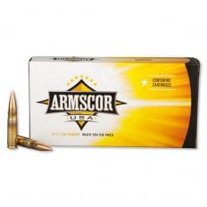 Armscor .300 AAC Blackout 147 Gr. Full Metal Jacket- Box of 20