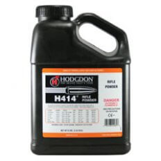 Hodgdon H414 Smokeless Powder- 8 Lbs. (HAZMAT Fee Required)