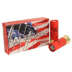 "Hornady American Whitetail 12 Gauge 2-3/4"" 1 oz Rifled Slug- Box of 5"