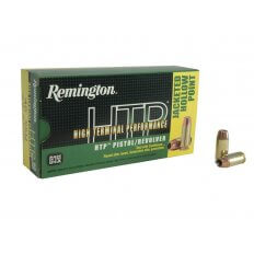 Remington High Terminal Performance .40 S&W 155 Gr. Jacketed Hollow Point- Box of 50