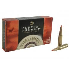Federal Premium Vital-Shok 7mm-08 Remington 140 Gr. Nosler Ballistic Tip- Box of 20