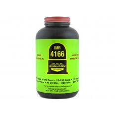 IMR 4166 Smokeless Powder- 1 Lb. (HAZMAT Fee Required)