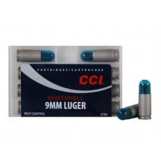 CCI Shotshell 9mm Luger 53 Gr. #12 Shot- Box of 10