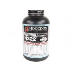 Hodgdon H322 Smokeless Powder- 1 Lb. (HAZMAT Fee Required)