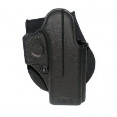 SIG SAUER Glock 9mm/ .40 S&W/ .357 Sig Standard Paddle Holster- Black- Right Hand